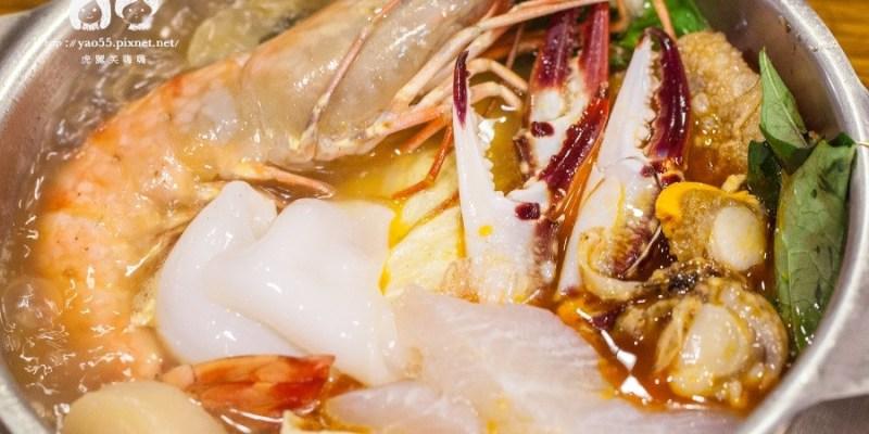 五鮮級(高雄美食)平價鍋物推薦!海陸雙享的美味料理