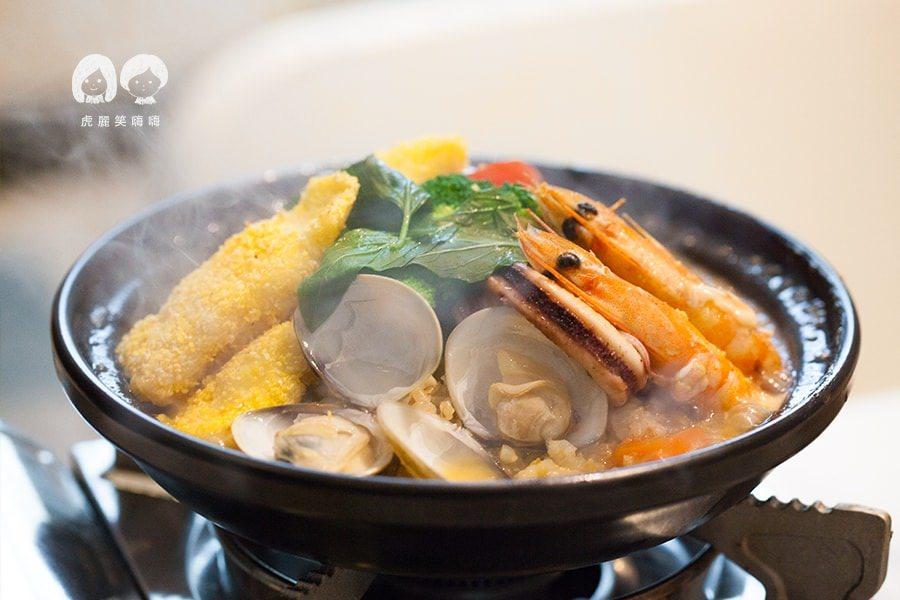 【美食】高雄 超推料理!克洛浦水素水餐廳,聚餐就吃塔吉鍋