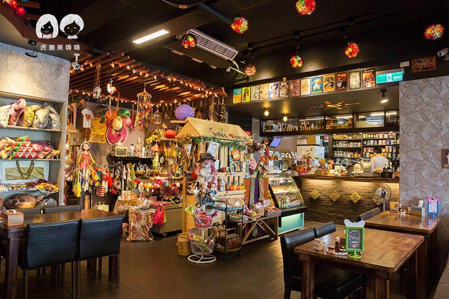 MORE WORLD 河畔異國餐廳(高雄)特色餐廳,迪士尼迷一定要去,根本就是在國外渡假