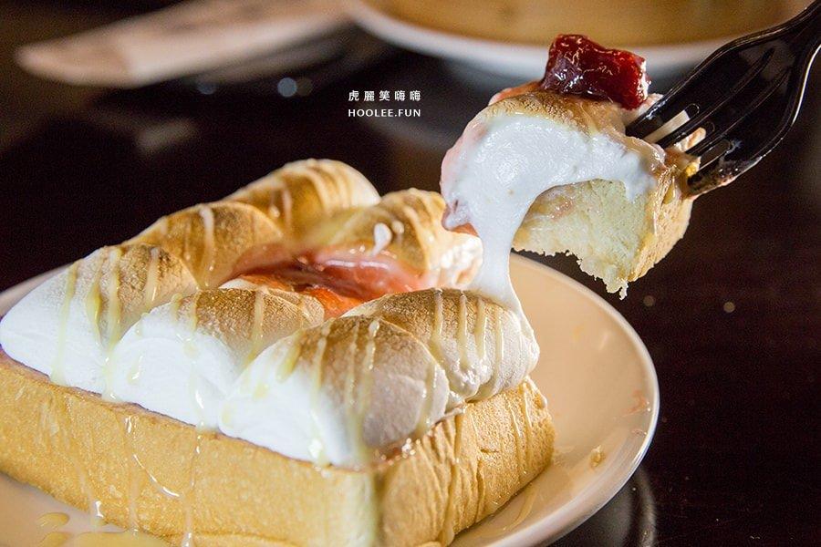 巷口宵夜 點心中華店(高雄美食)夜間食堂!多種鹹甜食滿足味蕾、脆皮蛋餅和融心棉花糖厚片