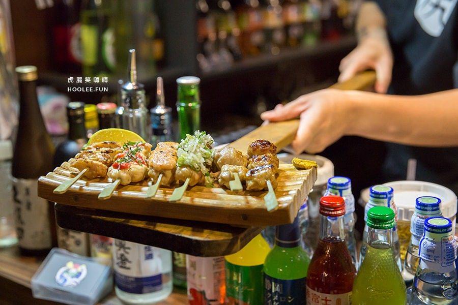 【美食】台南東區 奧尻爐端燒 木槳直送日本料理。複合式酒吧。南紡夢時代居酒屋燒烤!