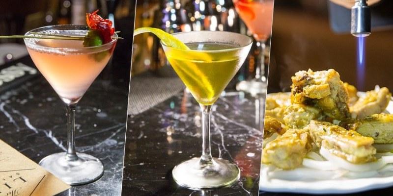 LIM Saloon(高雄美食 左營區) 舊英式氛圍酒吧!高雄首家店中店服務,品味調酒、放鬆小酌的全新饗宴