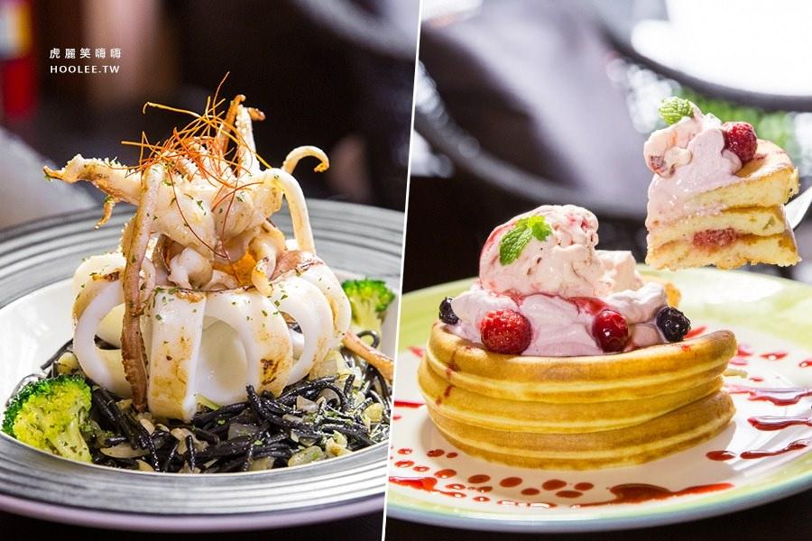 義食光(高雄美食 左營區)約會聚餐推薦!浪漫地窖式用餐空間,獨家特製料理及夢幻甜點