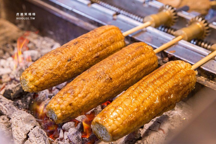 嘉憶香炭烤玉米(高雄美食)家鄉的老味道在高雄飄香!傳承母親手藝,每日限量素食烤玉米