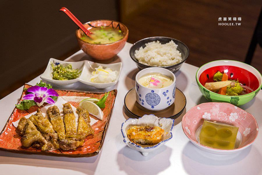 和田壽司 六合店(高雄)26年日本料理,超值198定食!激推鹽烤雞大腿