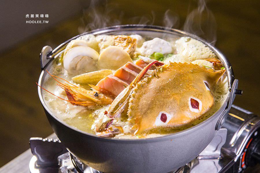 小料理食堂(高雄)超霸氣螃蟹海鮮鍋,暖心推薦!晚餐吃到宵夜的日式居酒屋