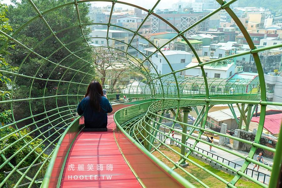 哈瑪星溜滑梯(高雄)城市裡的雲霄飛車!輕旅行景點攻略,探訪登山街60巷的記憶
