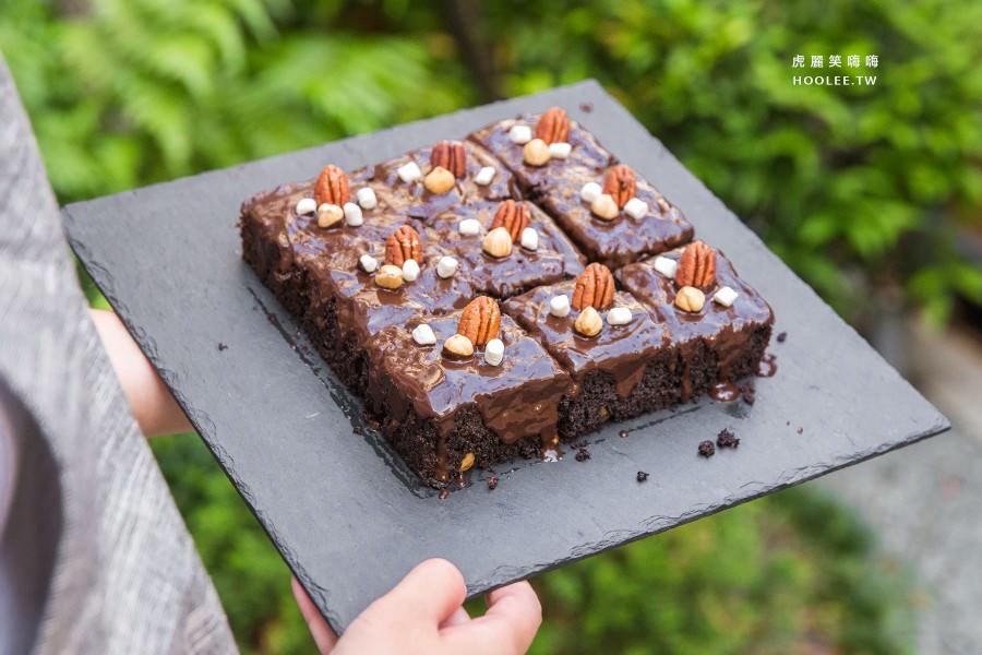 Loop圈圈 DIY烘焙(高雄)巷弄裡的教室,自己做巧克力布朗尼