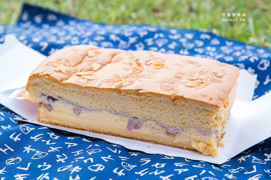 法朗西斯烘焙坊(高雄)超軟綿的古早味蛋糕,甜點必吃!獨家特製芋頭口味