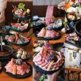 【新竹美食】竹北鍋物推薦『穗鍋物』,主打精緻單人鍋物,也有高CP值的雙人豪華海陸鍋可以選擇!肉食主義者可再加價升級肉量!