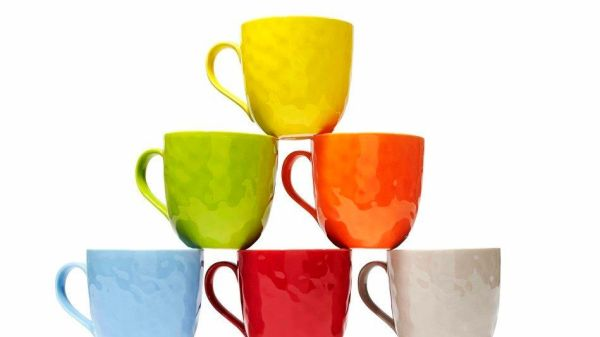 Yedi colorful mugs seen on Oprah's favorite things for 2016