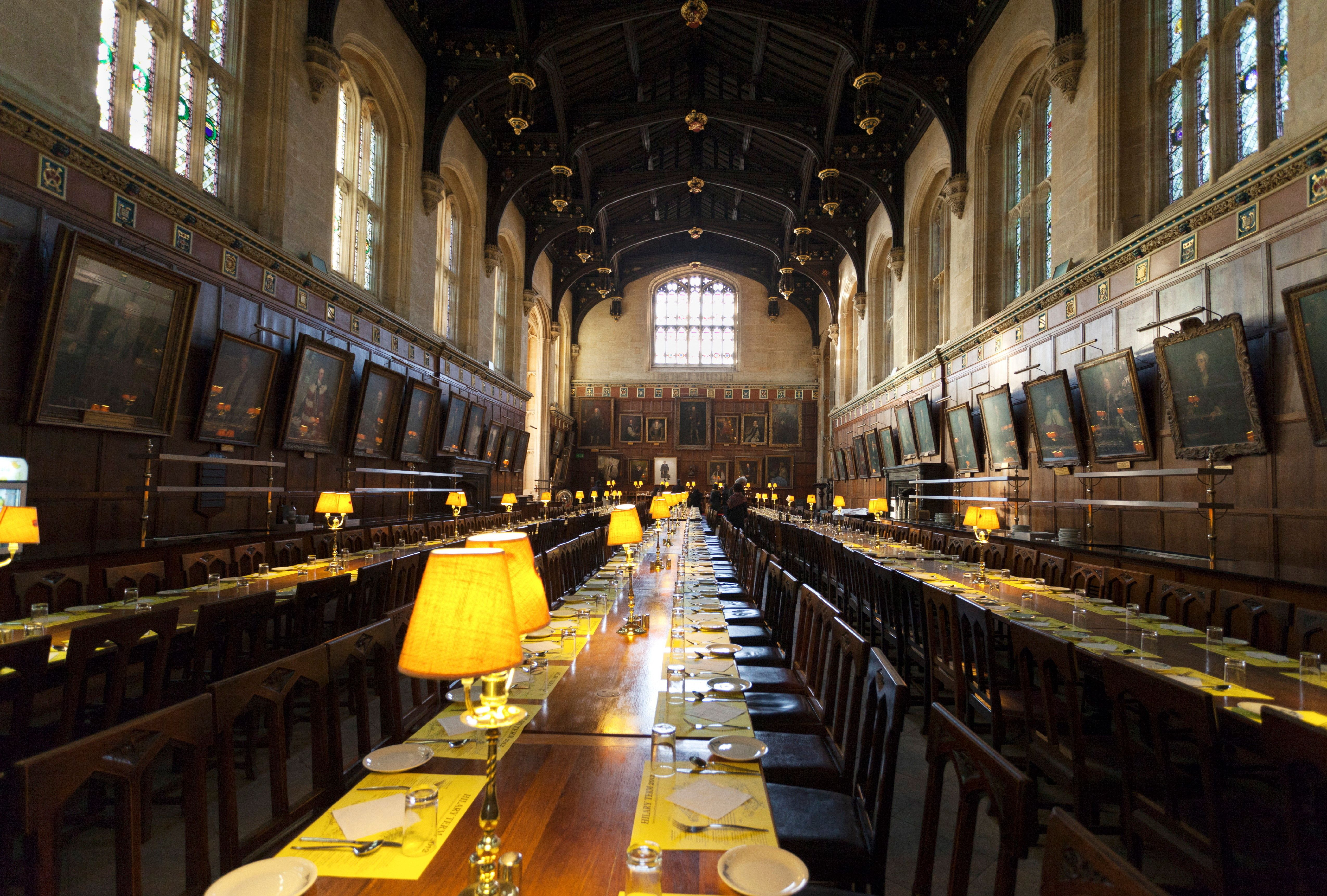 You Can Have Valentines Day Dinner At Hogwarts Because