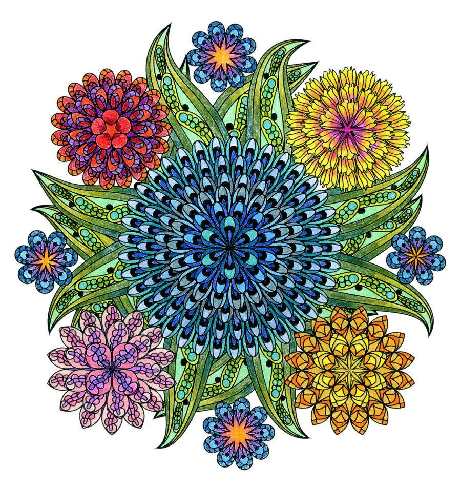 Why Coloring Could Be The New Alternative To Meditation