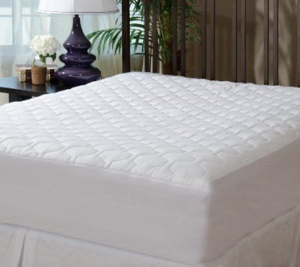 4 Keep The Memory Foam In Place With A Quilted Mattress Cover That Doubles As Fluffy Cushion