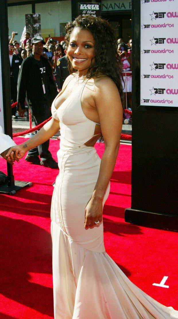 Atthe Black Entertainment Awards in Hollywood, California.