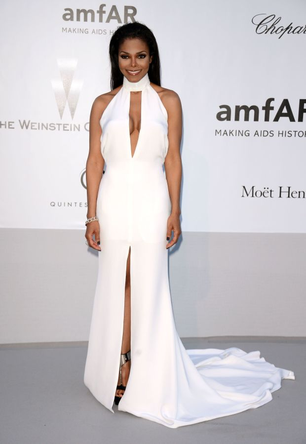 At amfAR's Cinema Against AIDS gala during the 65th Annual Cannes Film Festival in Cap D'Antibes, France.