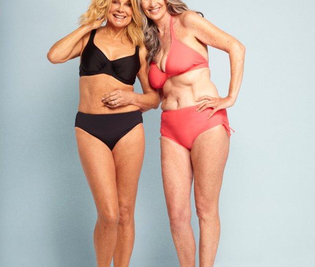 Sexy Older Women Model Bikinis To Encourage Body Confidence Huffpost