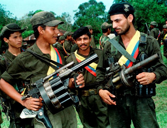 FARC Rebels Prepare To Leave Behind Guns, Drug Trade And The Life They Know FARC Rebels Prepare To Leave Behind Guns, Drug Trade And The Life They Know 57eb064e1700002900ac7a59
