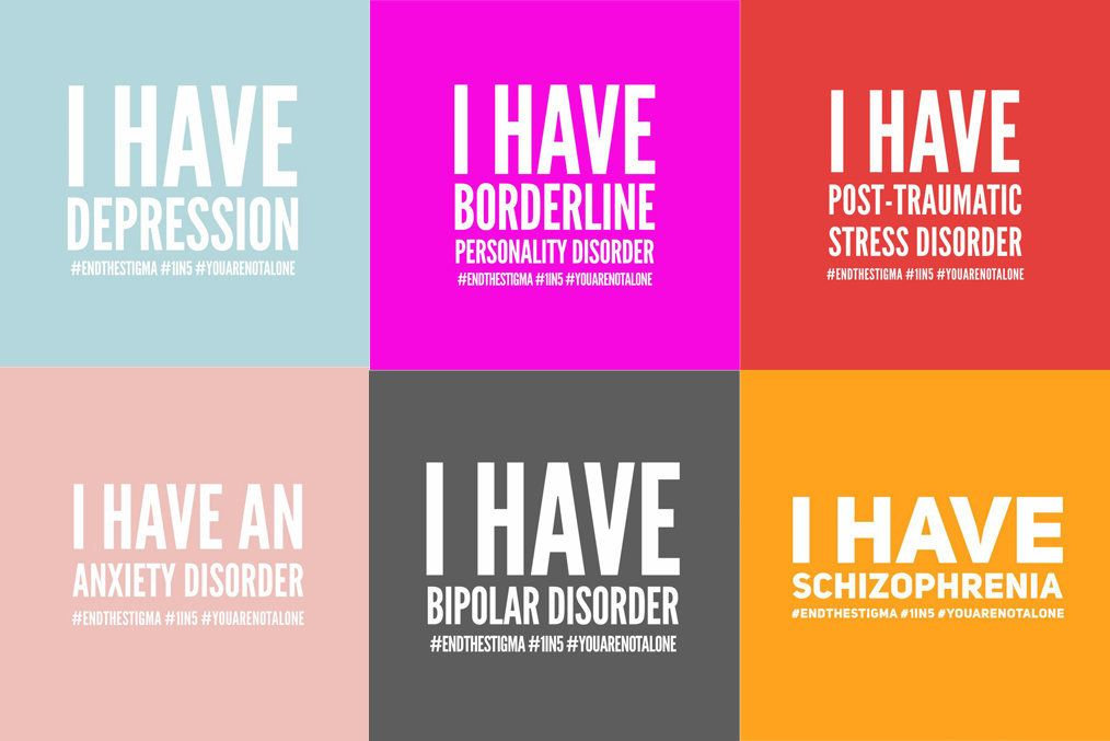 Woman Designs Mental Illness Badges To Let Others Know