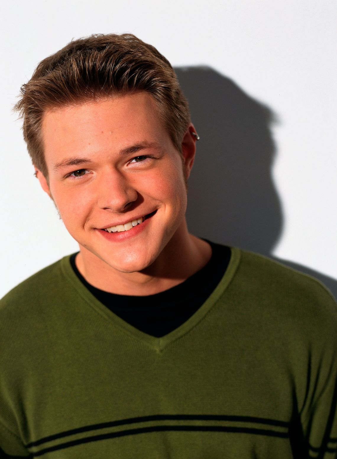 Harvey was Sabrina's classmate and main love interest throughout the series. While he had a reduced role in season five, the returned on a regular basis in season six and dated Sabrina's roommate Morgan. In the final episode, Sabrina called off her wedding to Aaron and rode off with Harvey into the sunset.
