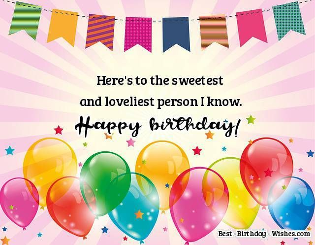 Happy Birthday Wishes, Images, Sms, Quotes, Gif & More