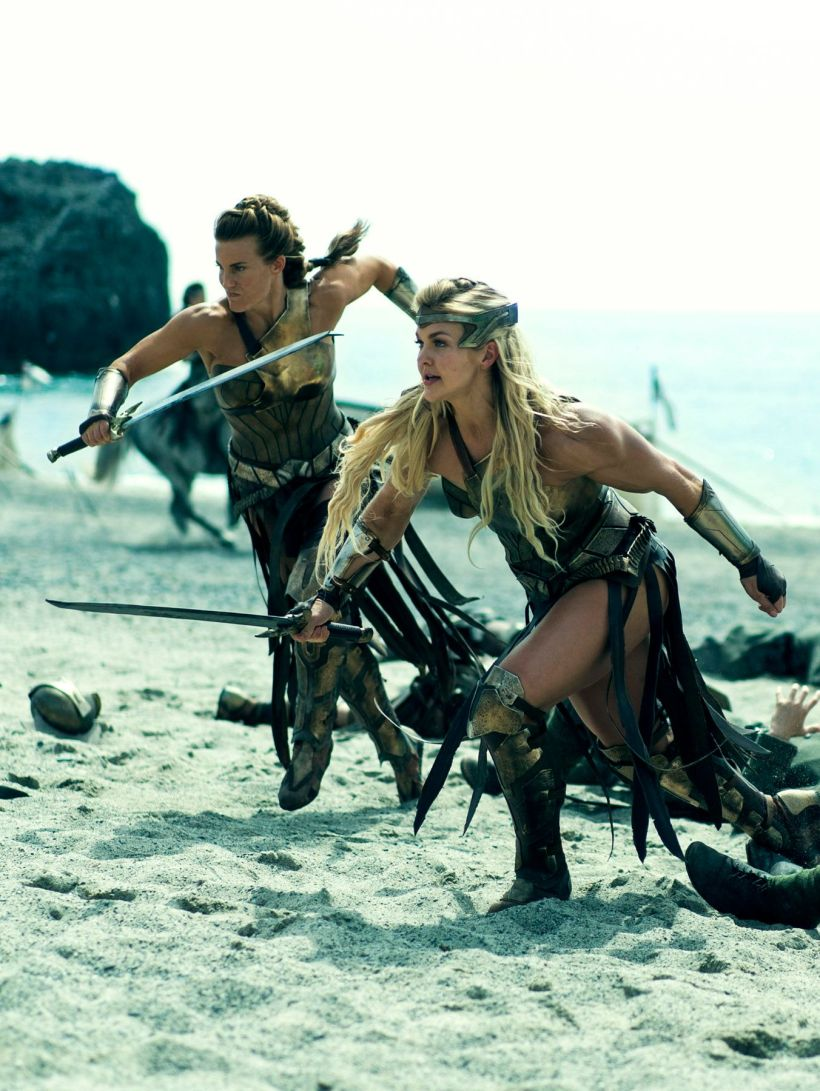 5 'Wonder Woman' Amazons On The Power Of Their All-Woman Army | HuffPost