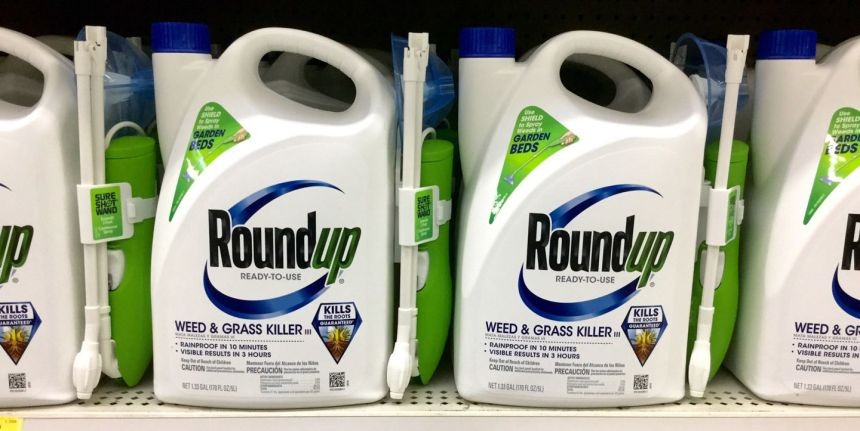 Image result for roundup herbicide