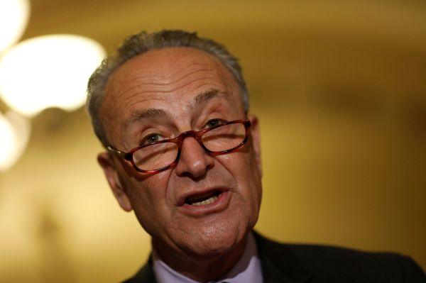 597cca7f210000a134fc93e4 - Chuck Schumer Warns Trump Against Withholding Obamacare Cash