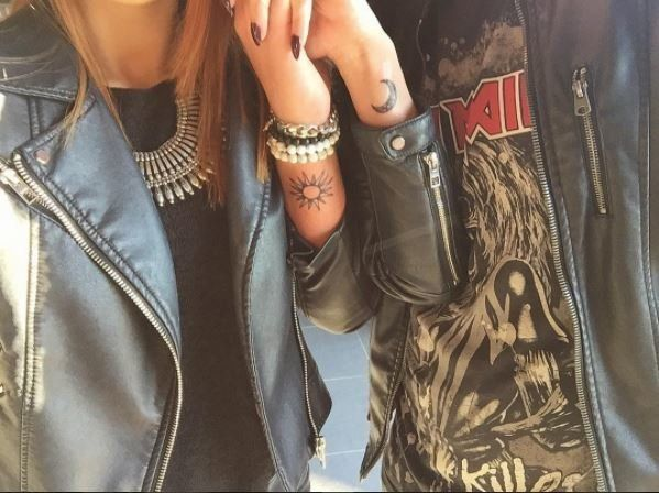 Why Couples Get Tattoos For Each Other -- And What Happens If They Break Up Why Couples Get Tattoos For Each Other — And What Happens If They Break Up 59937aa814000020002c2ebb