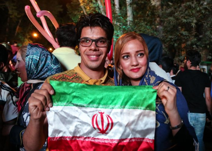 Everyday Iranians Weigh In On Nuclear Deal Everyday Iranians Weigh In On Nuclear Deal 59d03a252d0000971730800e