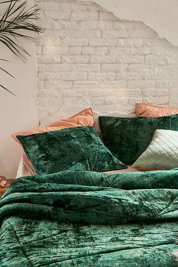 Luxurious Velvet Home Decor Youll Want To Cozy Up With HuffPost