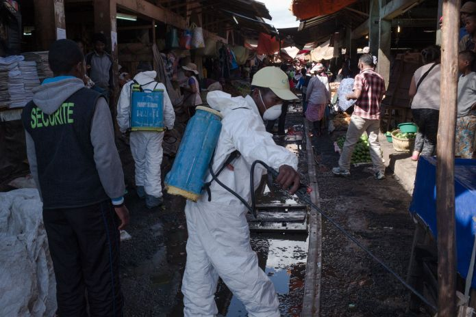 In A Single Week, Plague Cases More Than Doubled In Madagascar In A Single Week, Plague Cases More Than Doubled In Madagascar 59e664c21800002000dfaee9