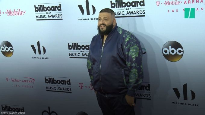 DJ Khaled Partners With Weight Watchers