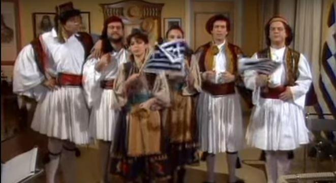 «Βρε, Σπύρο το ξέρεις εσύ ότι λιγουρεύονται τη Μακεδονία;»
