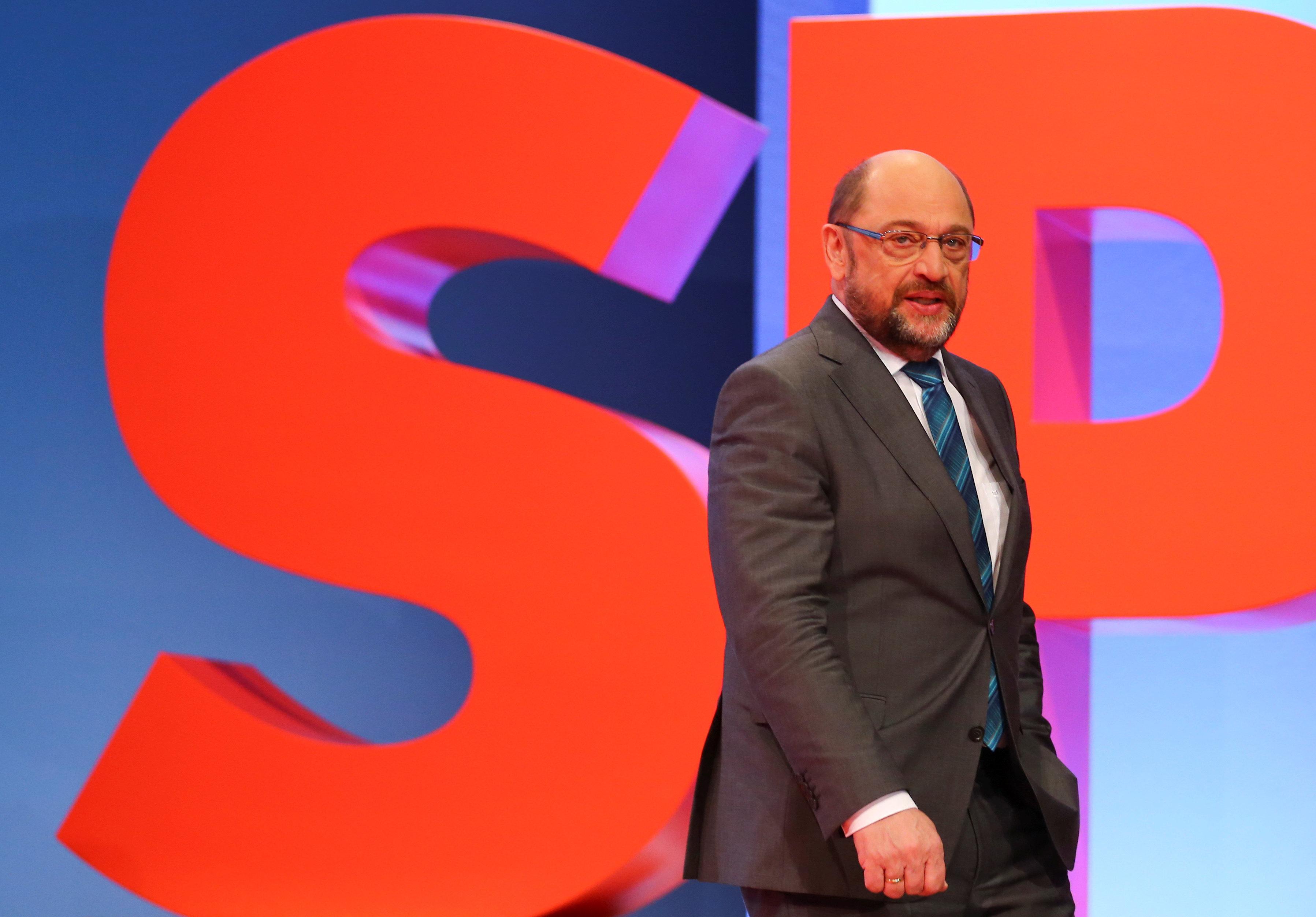Με το βλέμμα στραμμένο στο συνέδριο του SPD