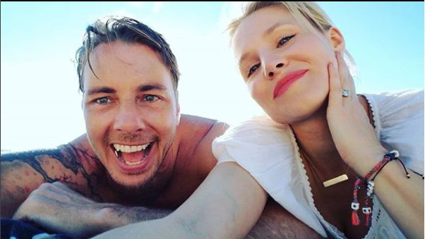 Kristen Bell Goes Deep With Secrets Of Her 'Healthy' Marriage To Dax Shepard Kristen Bell Goes Deep With Secrets Of Her 'Healthy' Marriage To Dax Shepard 5a8597c42000003800eaef6b