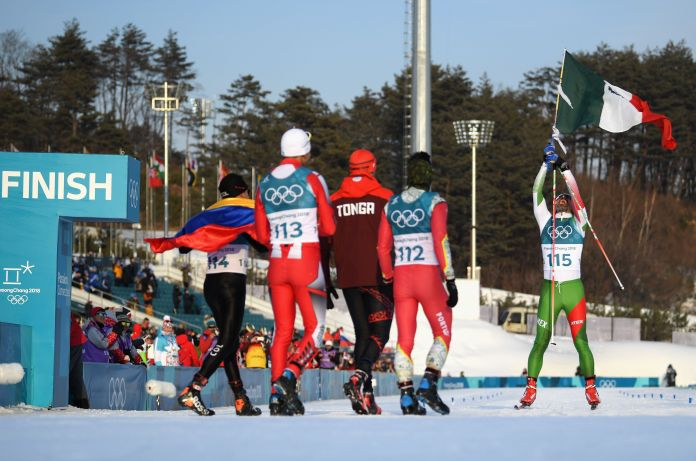 Mexican Cross-Country Skier Finishes Last, Gets Tearjerking Hero's Welcome Mexican Cross-Country Skier Finishes Last, Gets Tearjerking Hero's Welcome 5a86b0942000003800eaf0c6