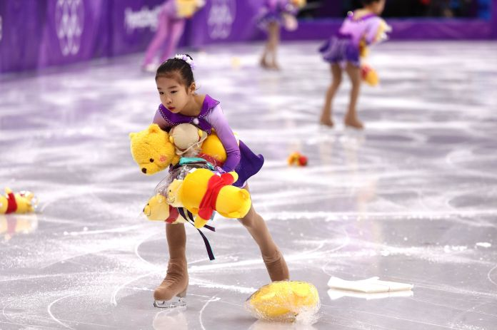 Winnie-The-Pooh Is Trending On Twitter For The Cutest Olympic Reason Winnie-The-Pooh Is Trending On Twitter For The Cutest Olympic Reason 5a87fd1421000038006017ee