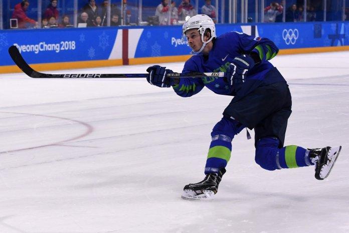 Slovenian Ice Hockey Player Fails Doping Test, Has To Leave Olympics Slovenian Ice Hockey Player Fails Doping Test, Has To Leave Olympics 5a8bd9c92000003800eaf5bf