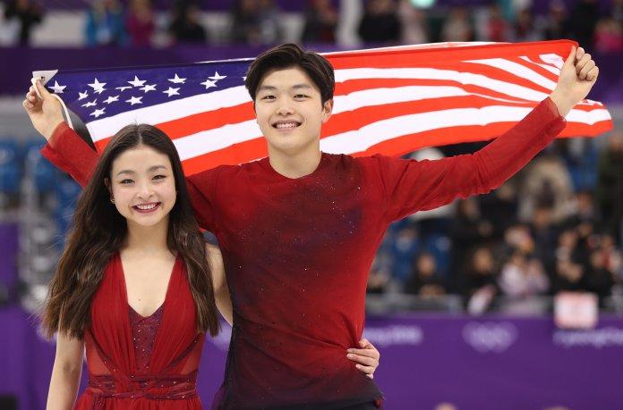 U.S. 'Shib Sibs' Win Olympic Bronze And Everybody's Hearts U.S. 'Shib Sibs' Win Olympic Bronze And Everybody's Hearts 5a8bed502100005000601b9b