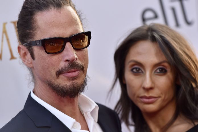 Chris Cornell's Widow Says Singer Would 'Never Have Ever Left This World' Chris Cornell's Widow Says Singer Would 'Never Have Ever Left This World' 5a8cb48e2000007d06eaf751