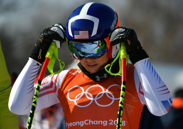 Lindsey Vonn Wins Bronze In What's Likely Her Last Olympic Downhill Race Lindsey Vonn Wins Bronze In What's Likely Her Last Olympic Downhill Race 5a8cd906210000eb06601d1f