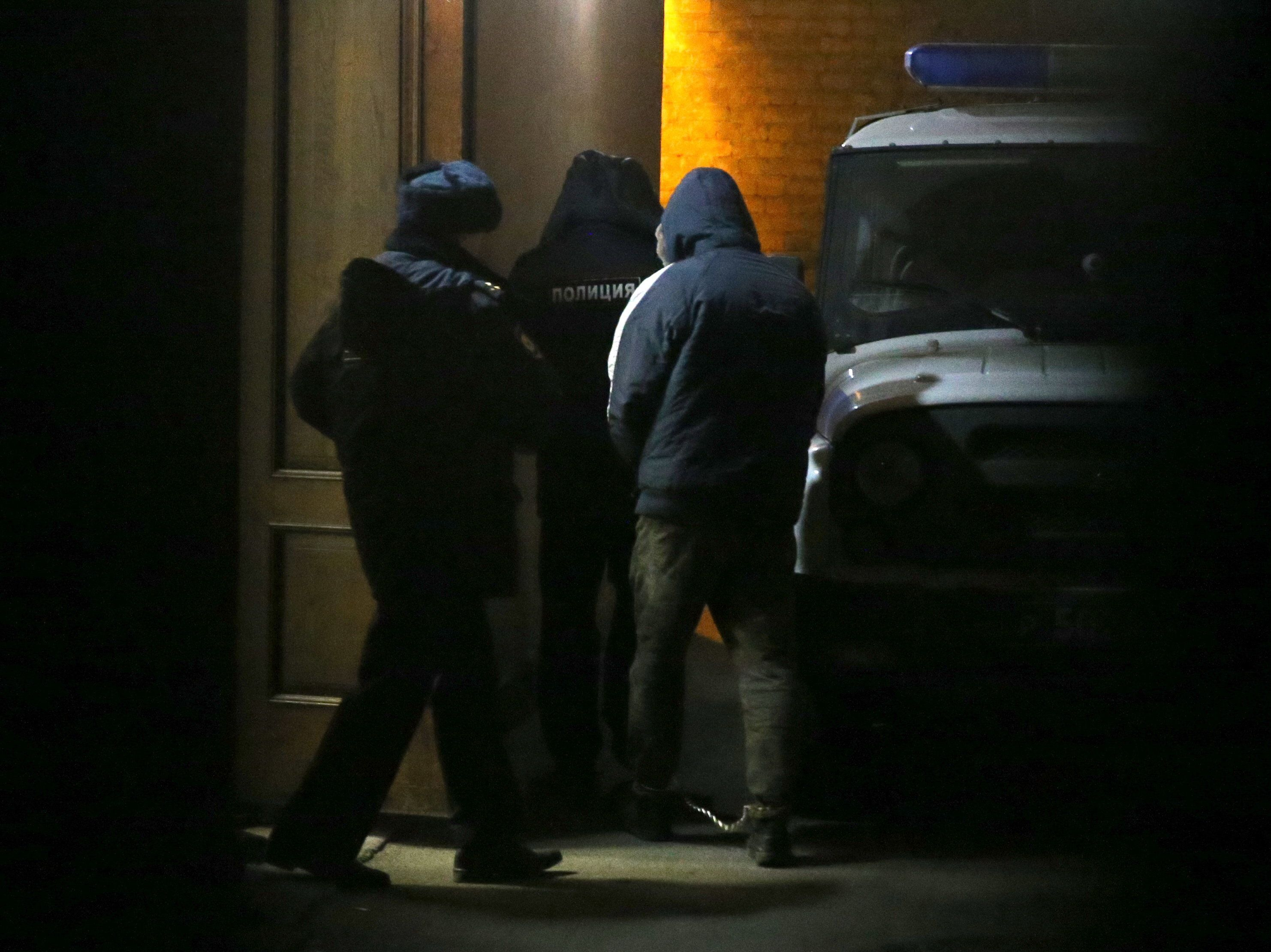 Η Ελλάδα εξέδωσε στην Ρωσία έναν από τους αρχηγούς μεγάλης εγκληματικής οργάνωσης