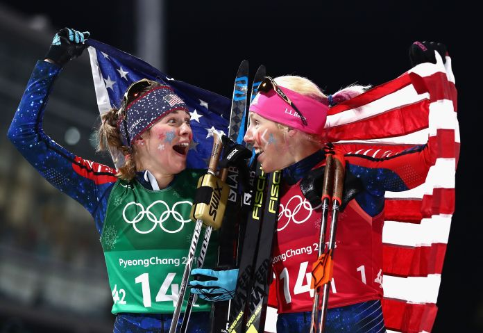 For First Time In 20 Years, Team USA's Women Athletes Won More Medals Than The Men For First Time In 20 Years, Team USA's Women Athletes Won More Medals Than The Men 5a935e4b1e000046057acc30