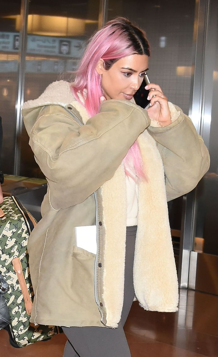 How To Get Pastel Pink Hair Like Kim Kardashian's New Look How To Get Pastel Pink Hair Like Kim Kardashian's New Look 5a96cda02000007d06eb03c9