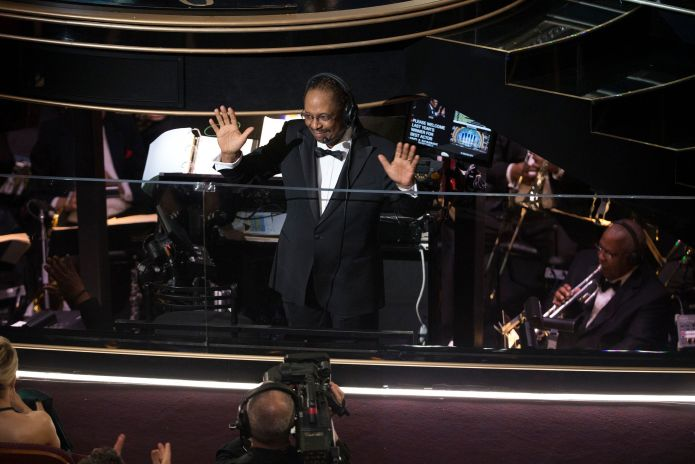 What It's Like To Be 'The Boss' Of The Music At The Academy Awards What It's Like To Be 'The Boss' Of The Music At The Academy Awards 5a9823b32000007d06eb05c1