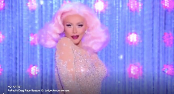 Christina Aguilera To Guest Judge On 'RuPaul's Drag Race' Season Premiere Christina Aguilera To Guest Judge On 'RuPaul's Drag Race' Season Premiere 5a9857bf2000007d06eb0624