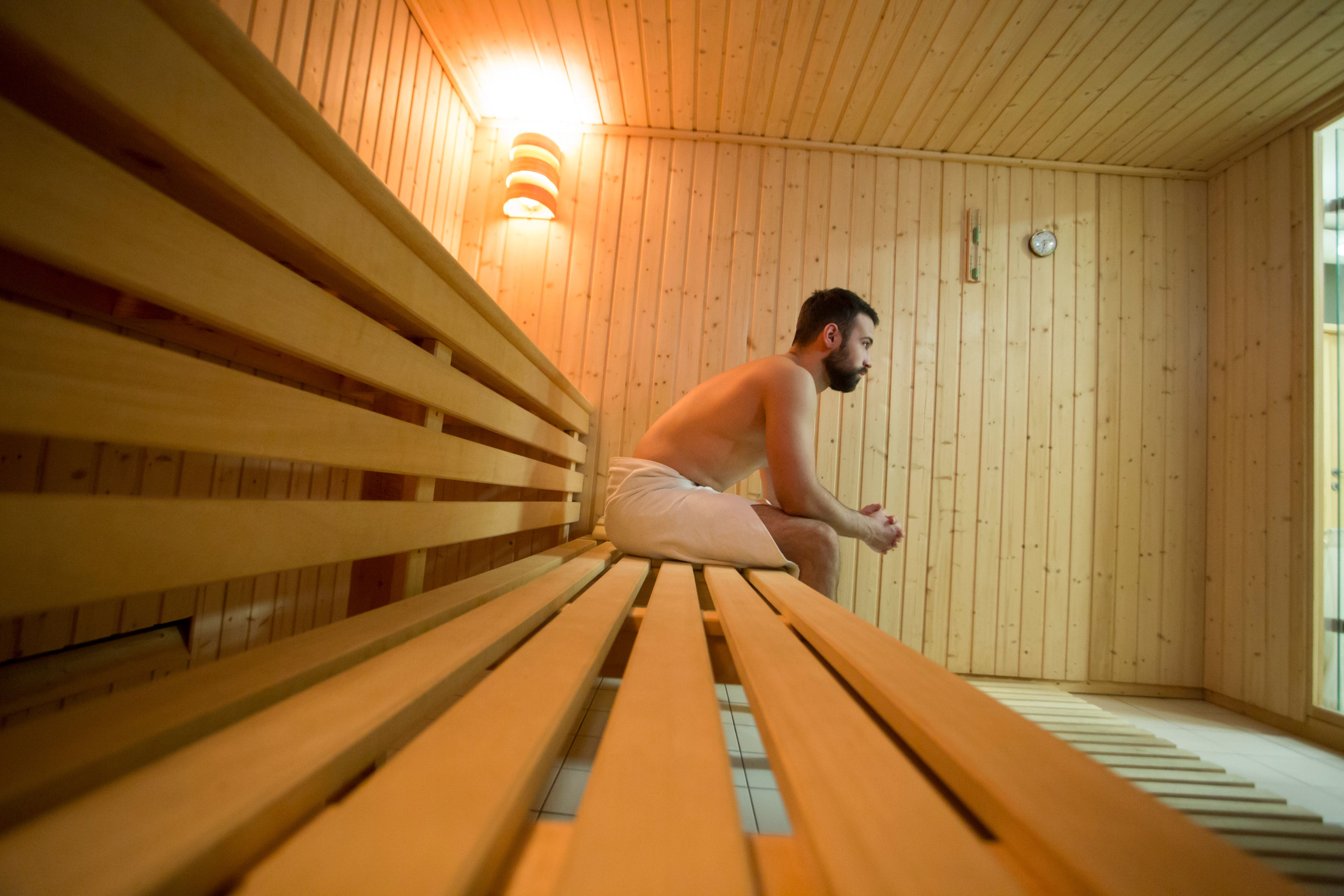 How Sanitary Are Steam Rooms And Saunas Anyway Huffpost Life