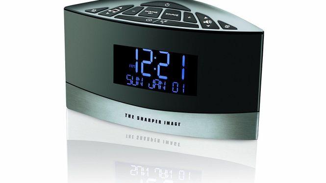 Sound Machines With Alarm Clocks