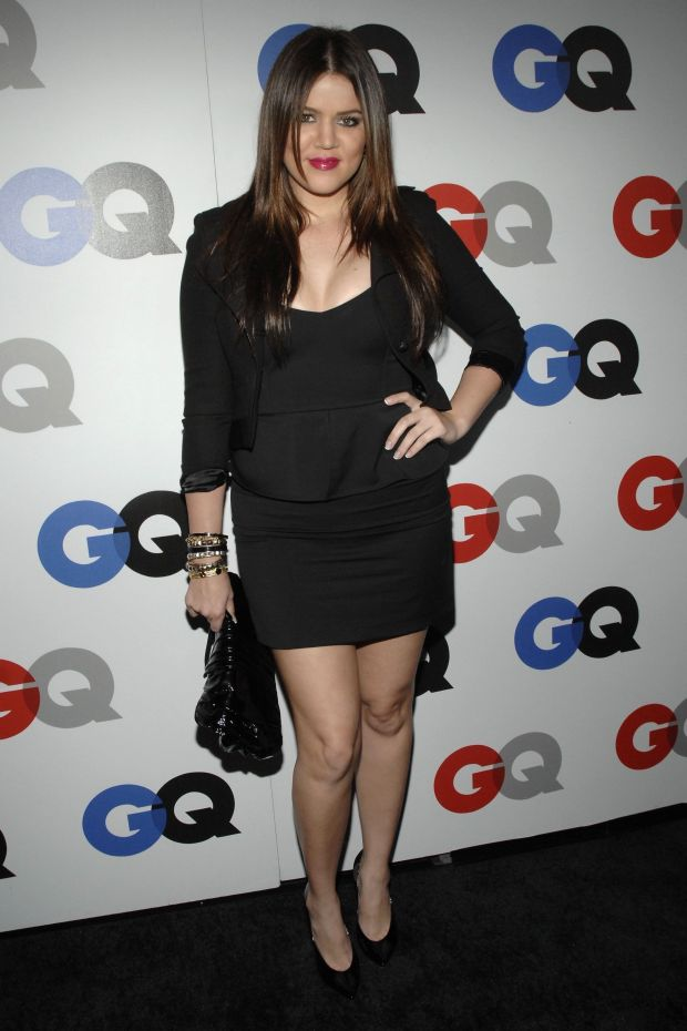 """At the GQ 2008 """"Men of the Year"""" party at Chateau Marmont Hotel in Los Angeles."""